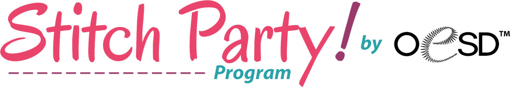 Stitch Party Logo