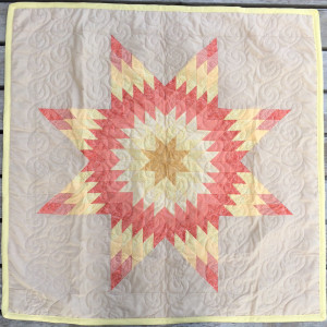 Lonestar quilt - Pine Ridge Reservation